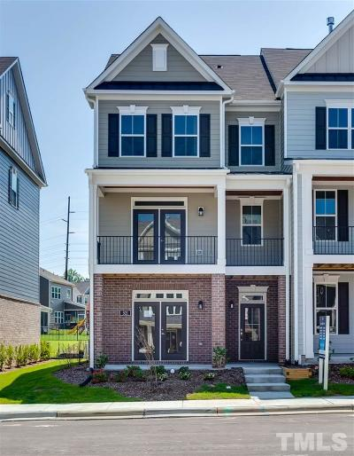 Wake Forest NC Townhouse For Sale: $264,990