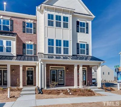 Wake Forest NC Townhouse For Sale: $259,990