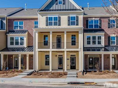 Wake Forest NC Townhouse For Sale: $254,990