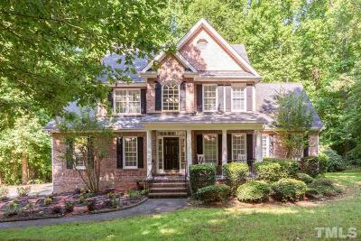 Raleigh Single Family Home For Sale: 4616 Cresta Drive