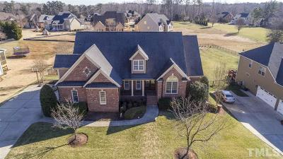 Raleigh Single Family Home For Sale: 3321 Cotten Road