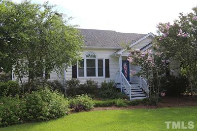 Raleigh Single Family Home For Sale: 6009 Walking Stick Trail