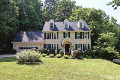 Chapel Hill Single Family Home For Sale: 113 Cobblestone Drive