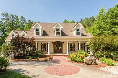 Apex Single Family Home For Sale: 3313 Chaswold Court