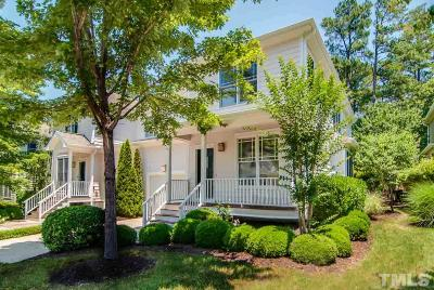 Chapel Hill Townhouse For Sale: 311 Charleston Lane