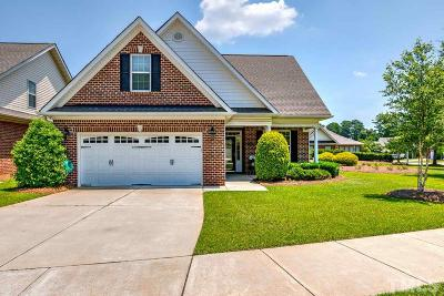 Garner Single Family Home For Sale: 285 Easy Wind Lane