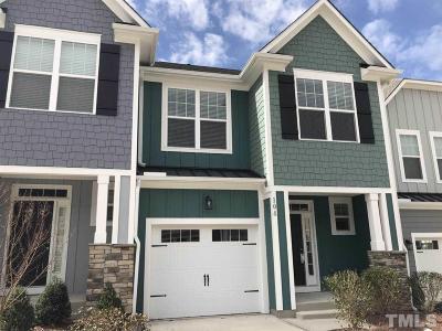 Holly Springs Rental For Rent: 104 Secret Grove Lane