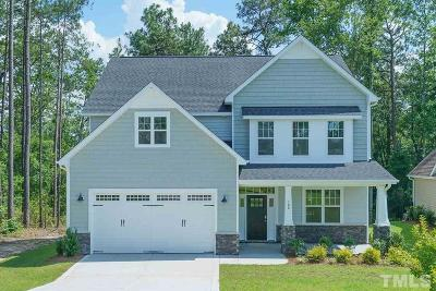 Harnett County Single Family Home For Sale: 106 Falls Creek Drive