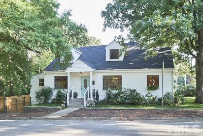 Durham Single Family Home For Sale: 800 Linwood Avenue