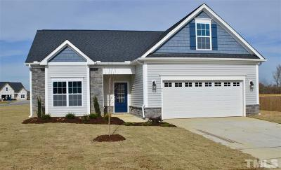 Harnett County Single Family Home For Sale: Southern Acres Drive
