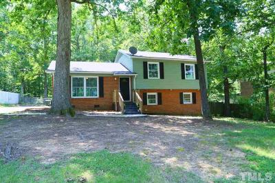 Durham Single Family Home For Sale: 306 Seven Oaks Road