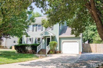 Holly Springs Single Family Home For Sale: 316 Steeple Road