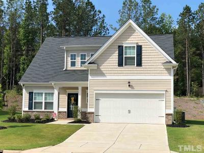 Johnston County Single Family Home For Sale: 175 Cascade Knoll Drive