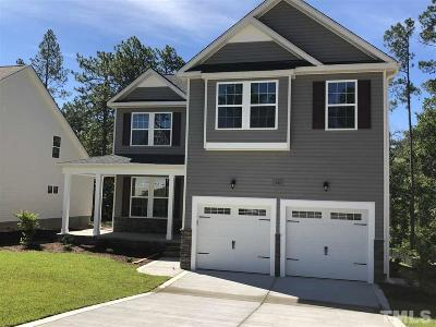 Harnett County Single Family Home For Sale: 148 Falls Creek Drive