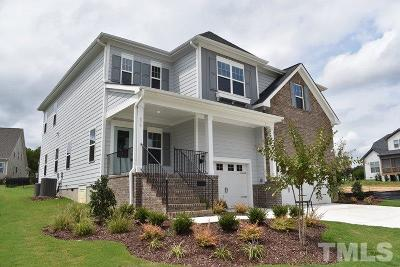 Wake Forest NC Single Family Home For Sale: $420,145