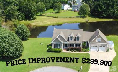 Harnett County Single Family Home For Sale: 194 Supreme Drive