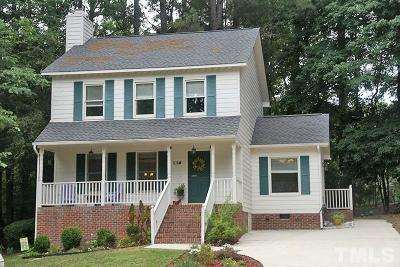 Durham Single Family Home For Sale: 14 Fox Chase Lane