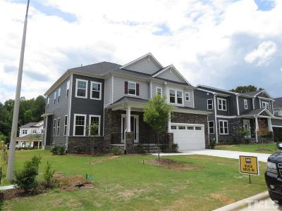 Apex Single Family Home For Sale: 8529 Virgils Farm Road
