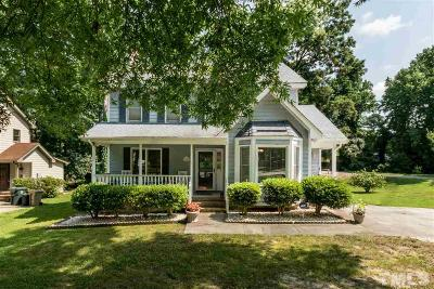Garner Single Family Home For Sale: 100 Glenn Bryan Court