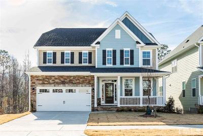 Holly Springs Single Family Home For Sale: 240 Mystwood Hollow Circle #Lot 26