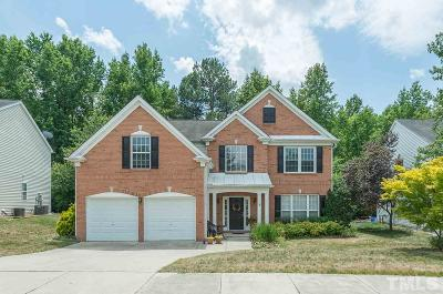 Cary Single Family Home For Sale: 602 Sherwood Forest Place