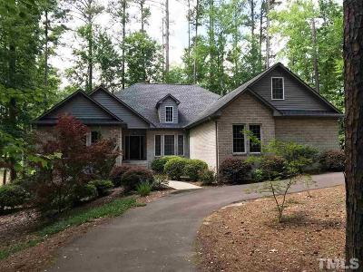 Sanford Single Family Home For Sale: 570 Broadmoor Court