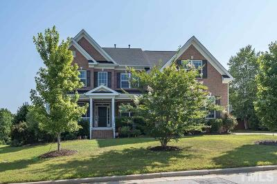 Cary Single Family Home For Sale: 600 Ivyshaw Road