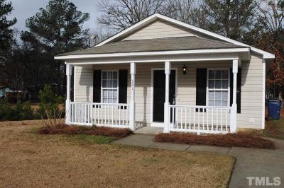 Smithfield Rental For Rent: 321 Dogwood Street