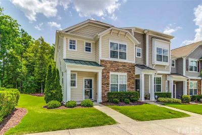Morrisville Townhouse Contingent: 1712 Grace Point Road