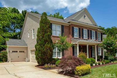 Cary Single Family Home For Sale: 212 Shillings Chase Drive