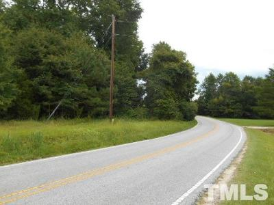 Wake County Residential Lots & Land For Sale: Dwight Rowland Road