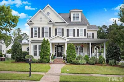 Cary Single Family Home Contingent: 102 Rozelle Valley Lane