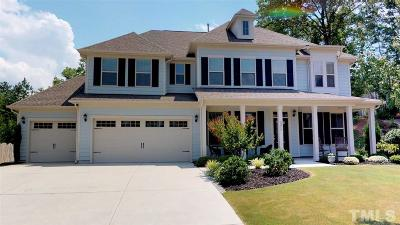Wake Forest Single Family Home For Sale: 2216 Lower Lake Road