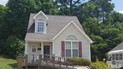 Raleigh Single Family Home For Sale: 4417 Valley Cove Court