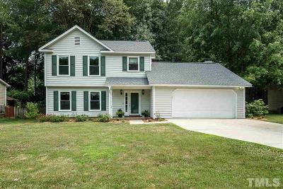 Raleigh Single Family Home For Sale: 6341 Cape Charles Drive