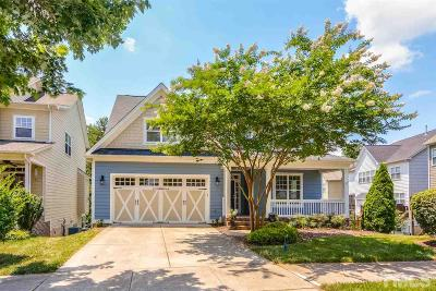 Raleigh Single Family Home For Sale: 2269 Dunlin Lane