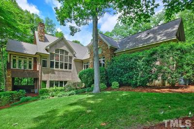 Governors Club Single Family Home For Sale: 10331 Nash