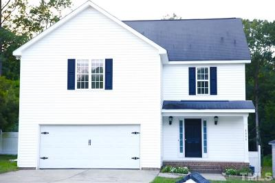 Fuquay Varina Single Family Home For Sale: 8000 White Star Drive