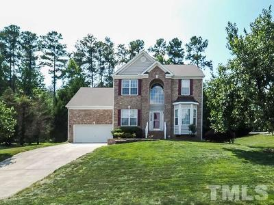 Durham NC Single Family Home For Sale: $355,000