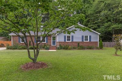 Cary Single Family Home For Sale: 109 Coronado Way