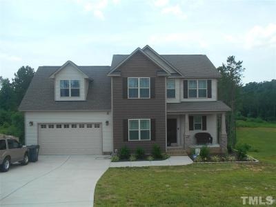 Johnston County Single Family Home For Sale: 413 Crystal Creek Drive