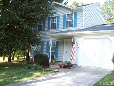 Durham Single Family Home For Sale: 4218 Sweet Gum Court