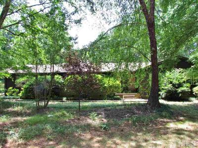 Durham NC Single Family Home For Sale: $320,000