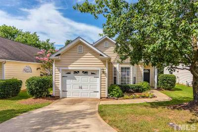Raleigh Single Family Home For Sale: 2605 Valley Haven Drive