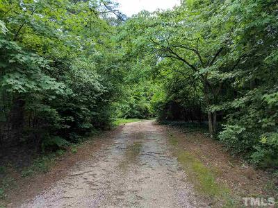 Wake County Residential Lots & Land For Sale: 4301 E Pleasant Grove Church Road