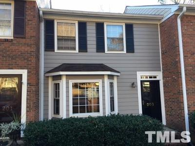 Cary NC Rental For Rent: $1,100