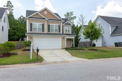 Holly Springs Single Family Home For Sale: 1104 Dexter Ridge Drive