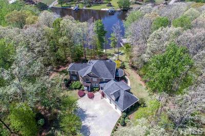Zebulon Single Family Home For Sale: 8930 Nc 39 Highway