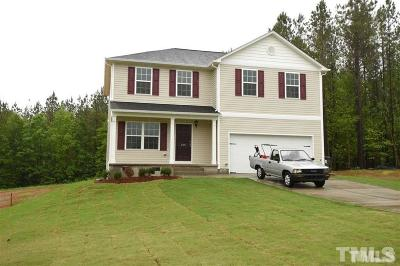 Clayton Rental For Rent: 229 Sequoia Drive