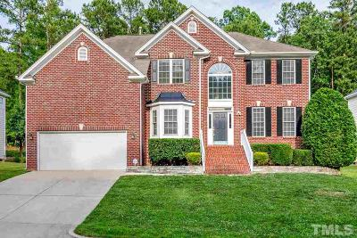 Cary Single Family Home For Sale: 4510 Triland Way